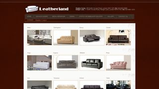 Leather & Furniture