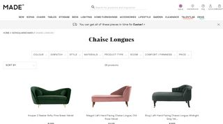 Made Chaises