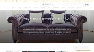 DoC Chesterfield Sofas