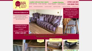 MA Furniture Repairs