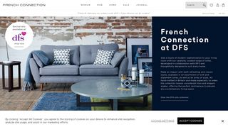 French Connection Sofas