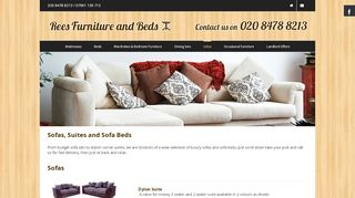 Rees Furniture & Beds